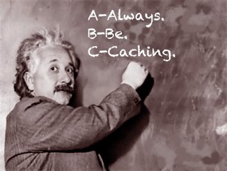 A-Always, B-Be, C-Caching.