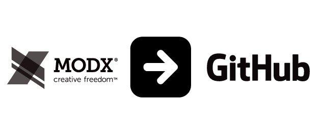 MODX is Moving to GitHub