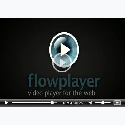 flowplayer first screenshot