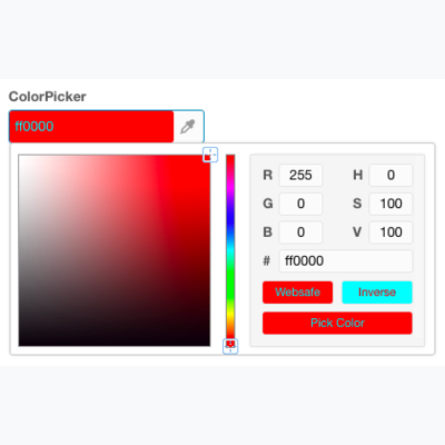 ColorPicker | MODX