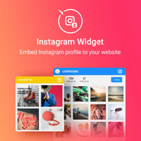 Instagram Widget Icon